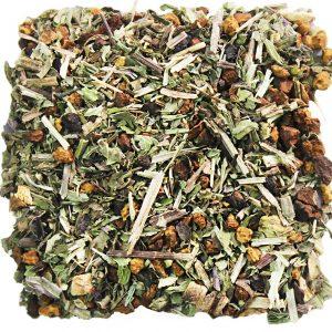 "Chaga tea ""Secret of Siberia"" with mint and melissa 100g"