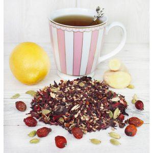 Herbs-Berries Warming, 100g