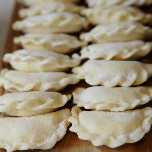 Vareniki – dumplings (1kg). Choose the filling below: