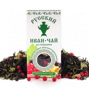 Russian Ivan-Tea with Currant, 50g