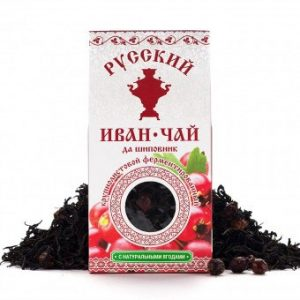 Russian Ivan-Tea with Rosehip, 50g