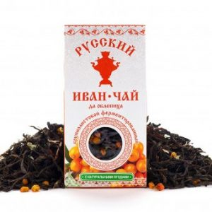 Russian Ivan-Tea and sea Buckthorn, 50g