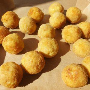 Mini arancini (20 pieces) Choose the flavour below: