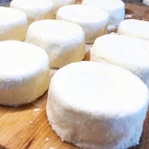 Syrnichki – cheese cakes (10 in a pack)